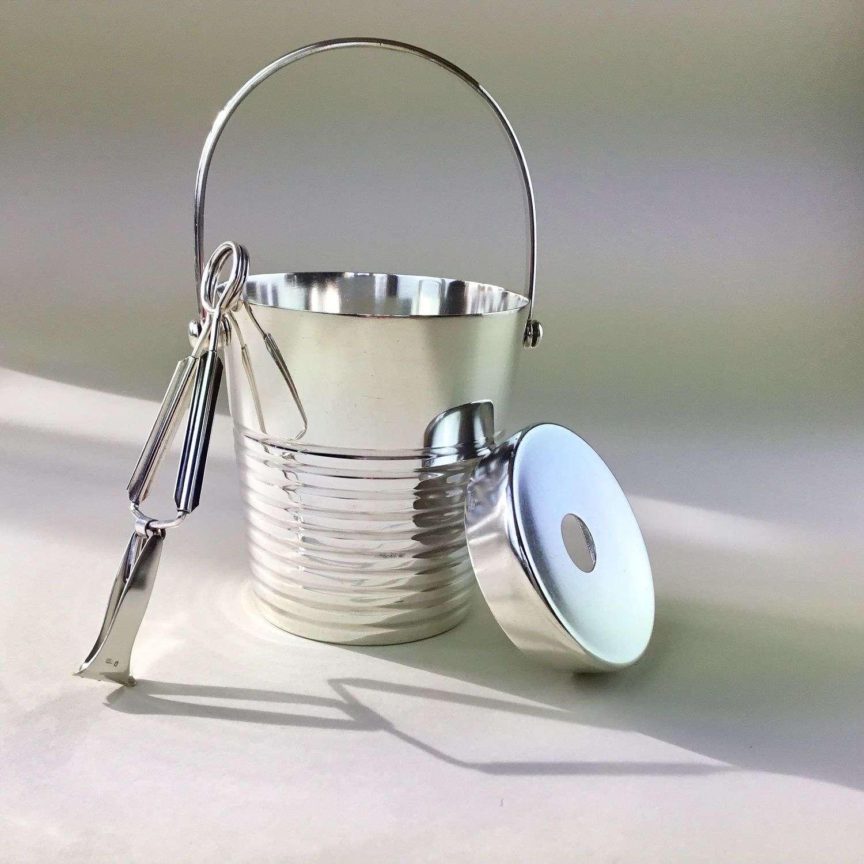 Christofle Luc Lanel ice bucket